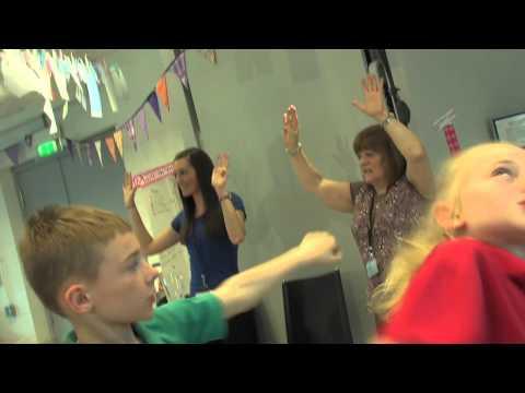 BBC Ten Pieces   - Ballifield Primary School