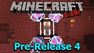 Minecraft 1.14 Release Date! Bug Fixes and Bugs To Be Fixed!