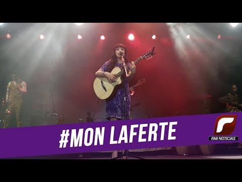 Concierto de Mon Laferte en Guatemala 2018