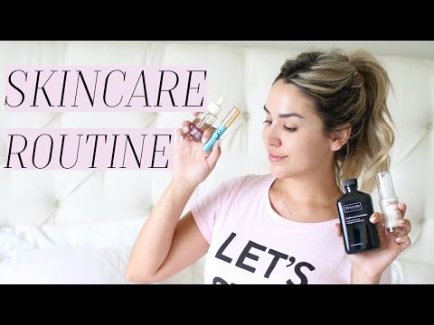 GET UN-READY WITH ME! NIGHT SKINCARE ROUTINE FOR DRY SKIN!
