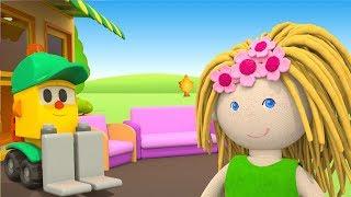 Cartoni animati per bambini: Il negozio di Lifty ed i mobili per la casa delle bambole