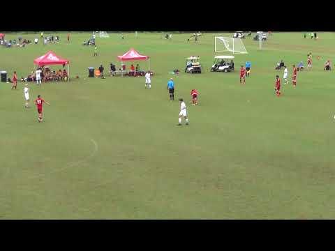 01 Red v Tampa Bay Untd Elite Regionals NC 2017