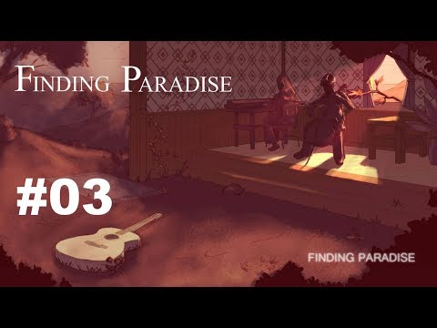 Finding Paradise 03 - Lets Play - Afro Look und Dutt Frisur