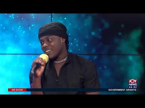Budding Act, Bogo Blay performs on AM Show - AM Showbiz (16-7-21)