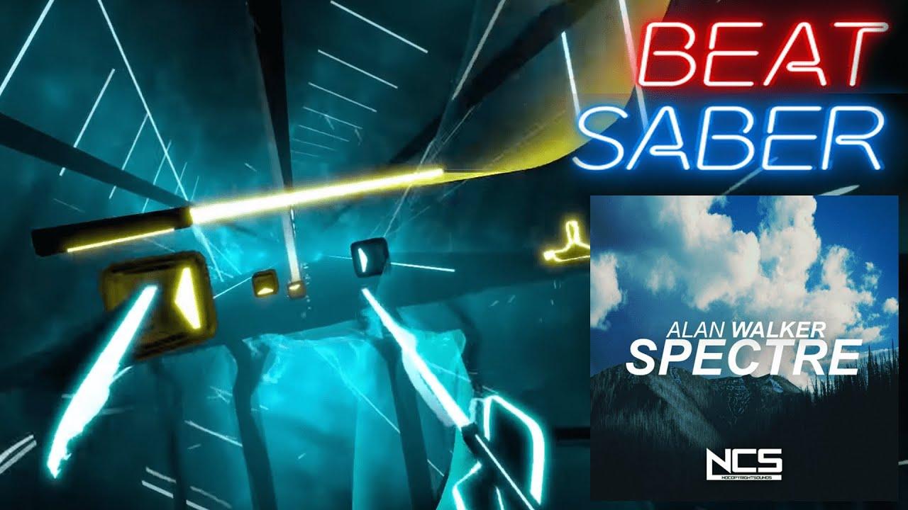 [Beat Saber] Alan Walker - Spectre