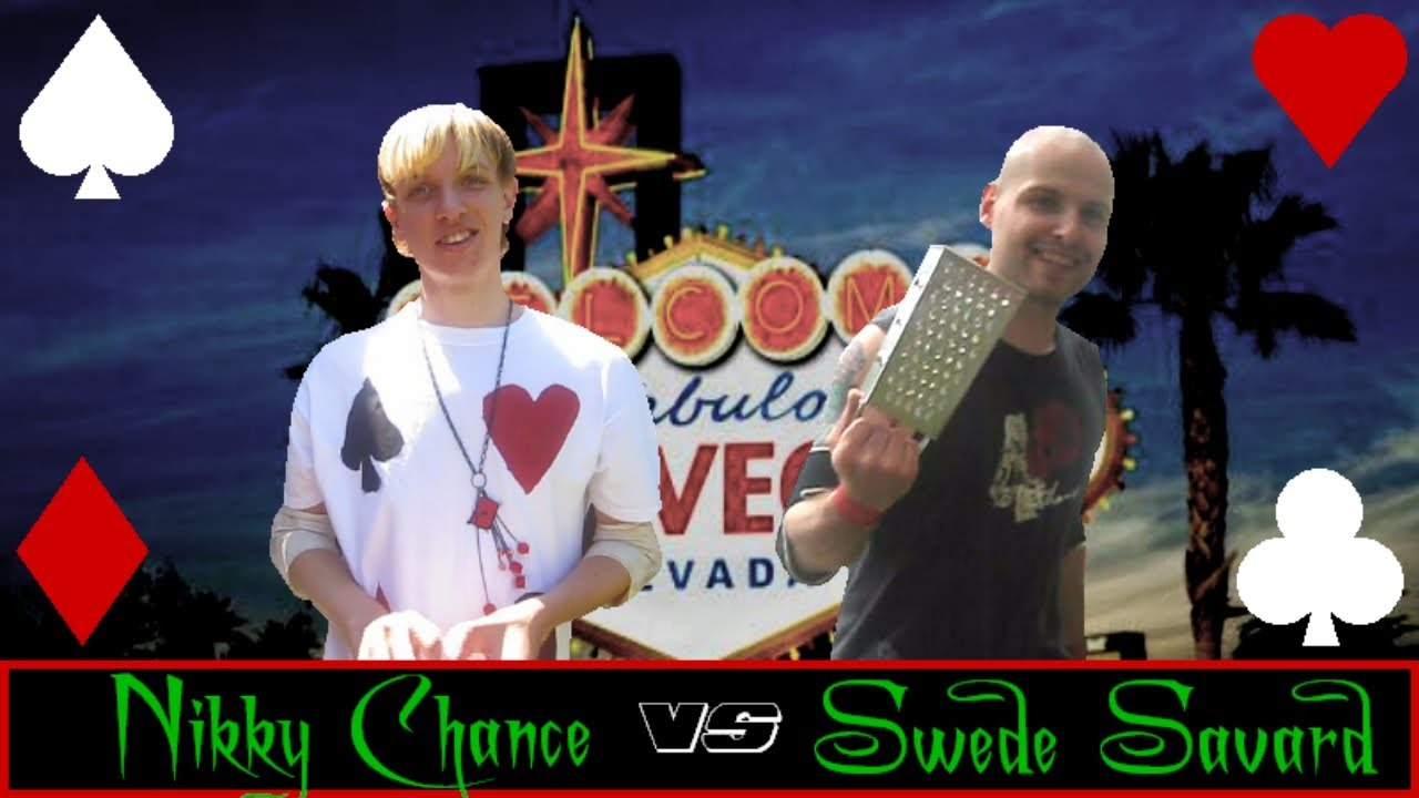 recap nikky chance vs swede savard chw backyard wrestling youtube