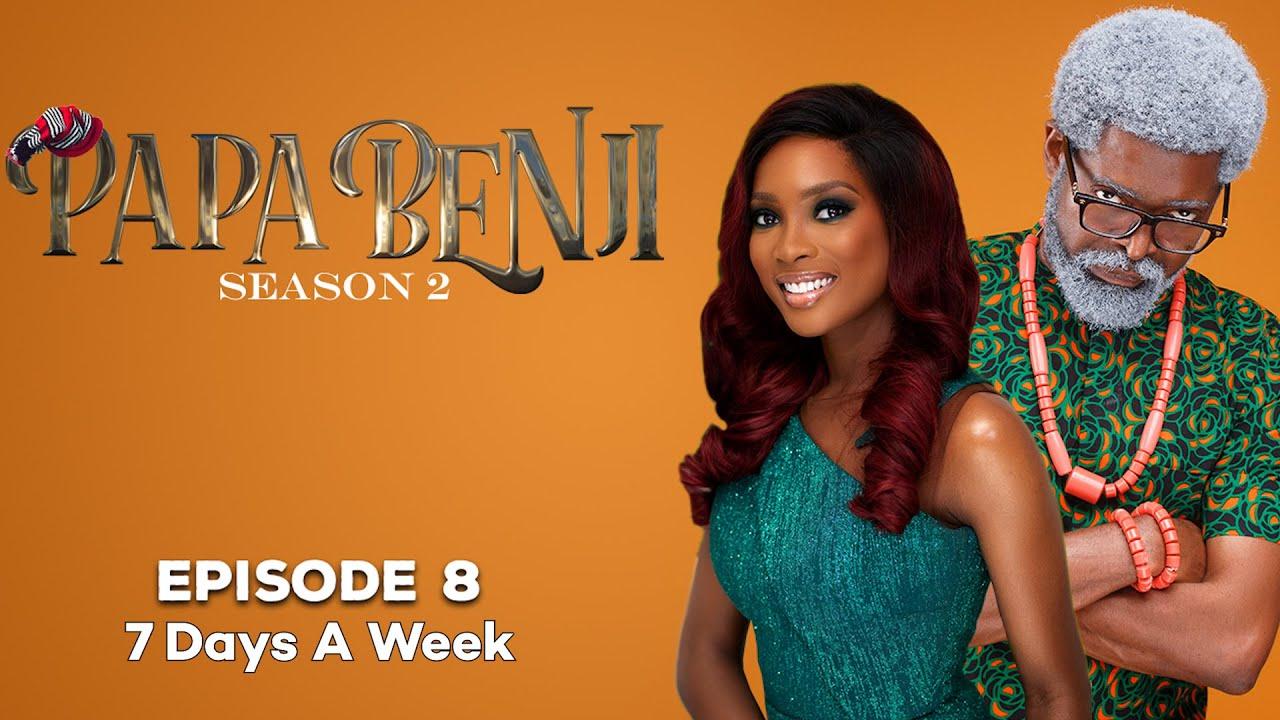 PapaBenji Season 2 Episode 8 7 Days A Week