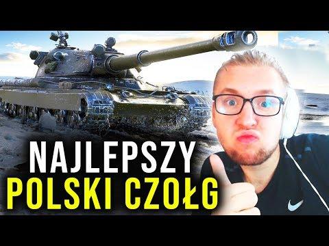 NAJLEPSZY POLSKI CZOŁG - World of Tanks thumbnail
