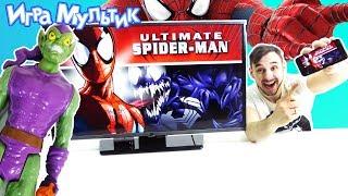 Папа РОБ и Spider Man Unlimited - Часть 1. Игра Мультик