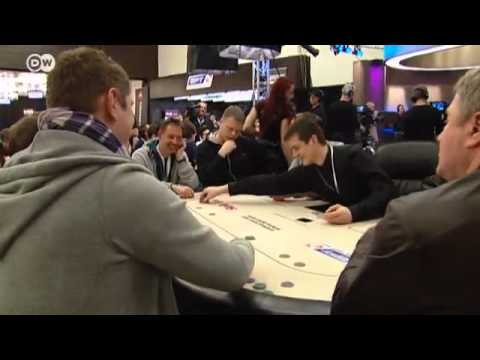 German Poker Ace Pius Heinz | Euromaxx