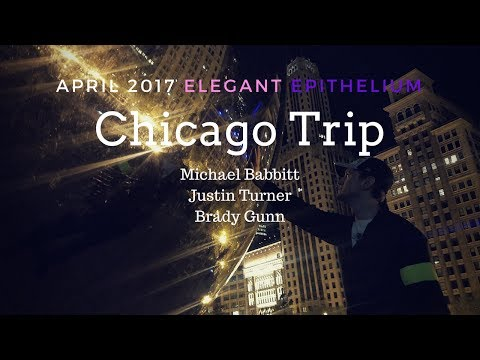 Chicago 2017 (Experimental Biology Convention)