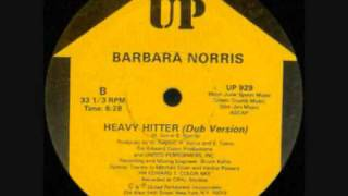 Barbara Norris - Heavy Hitter (Dub Version)