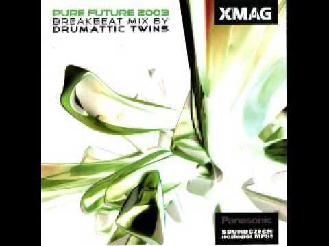XMAG - Drumattic Twins – Pure Future 2003
