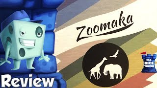 Zoomaka Review - with Tom Vasel