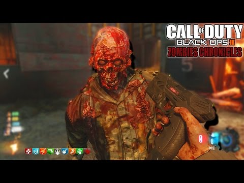 ASCENSION REMAKE EASTER EGG GAMEPLAY!!! - BO3 ZOMBIE CHRONICLES DLC 5 - BLACK OPS 3 ZOMBIES