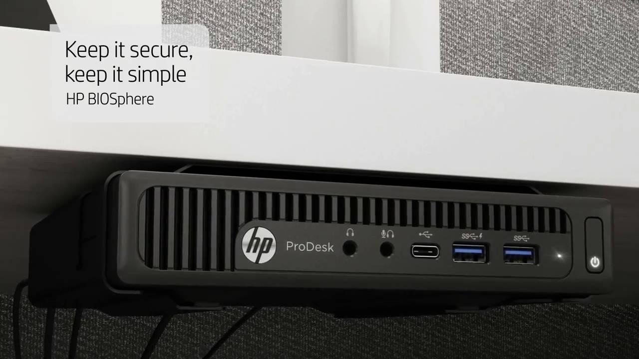 Resultado de imagen para HP ProDesk 600 G2 mini