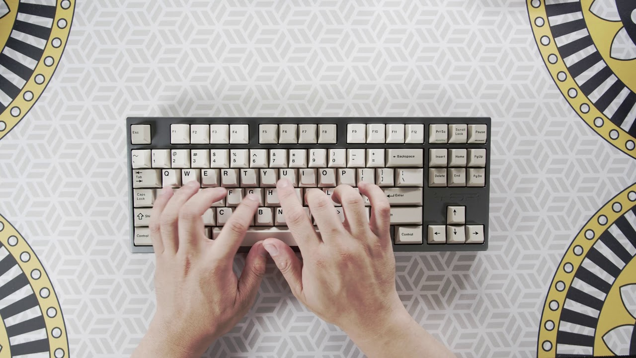 Jane v2 Typing Sounds