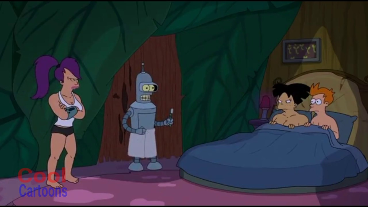 Futurama amy naked getting fucked
