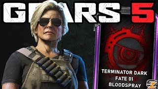 GEARS 5 Multiplayer Gameplay - 22 Minutes of SARAH CONNOR Character Gameplay!