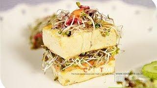 [다이어트 요리]두부야채 샌드위치_쿡타임[Diet Fo…