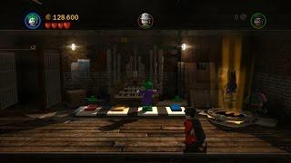 LEGO Batman 2 DC Super Heroes. #16. Театрализованное представление (Свободная игра, 100%)