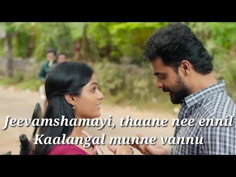 Jeevamshamayi Karaoke Song with Lyrics Theevandi karaoke song lyrics  