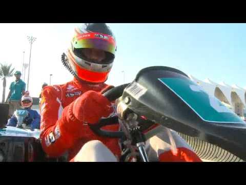 V8 DRIVERS AMAZED AFTER DESERT ADVENTURE - kart race