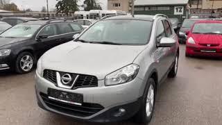 Nissan Qashqai+2 2010 1.6 бензин за 7600 евро.