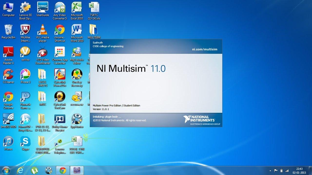 Portable multisim free download