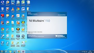 How to download and install MULTISIM software - POWER PRO version