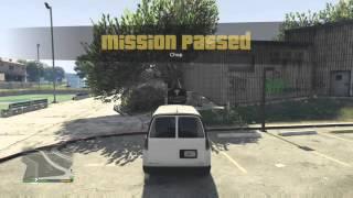 GTA 5: Class A felony bullshit