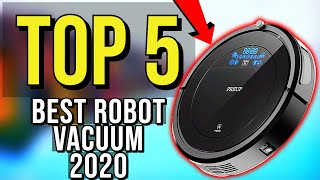 ✅ TOP 5: Best Robot Vacuum 2020