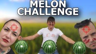 MELON CHALLENGE MED HUVUDET! w/ Lets Feast MP3
