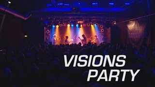 Foals (Live) @ Visions Party (26/05/2008)