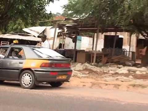 Ghana Police brutalises suspected land guards