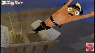 Puss in Boots | Gato das Botas | The Hotel | Episode 2 Wii | ZigZag Kids HD