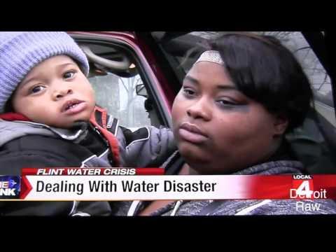 MrSan44Man Why Is Flint Drinking Poison Water ? (Detroit Raw)