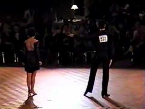 Cramer Grimes & Yuehwern Yih  Emerald Ball Los Angeles 2003