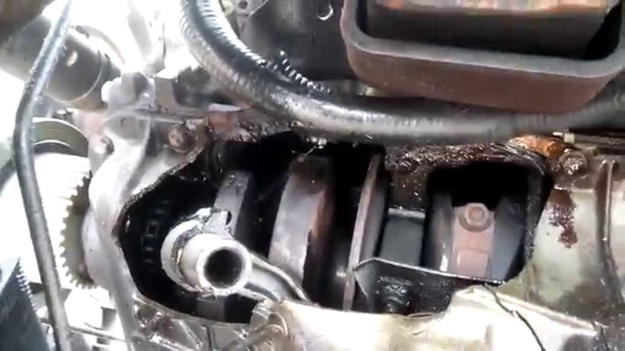 Ford Explorer Engine Blew Up