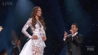 Miss USA 2016 Backstreet Boys- I want it that way