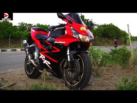 Honda Fireblade CBR954RR Aka 900RR Review   Rare Bike #Bikes@Dinos