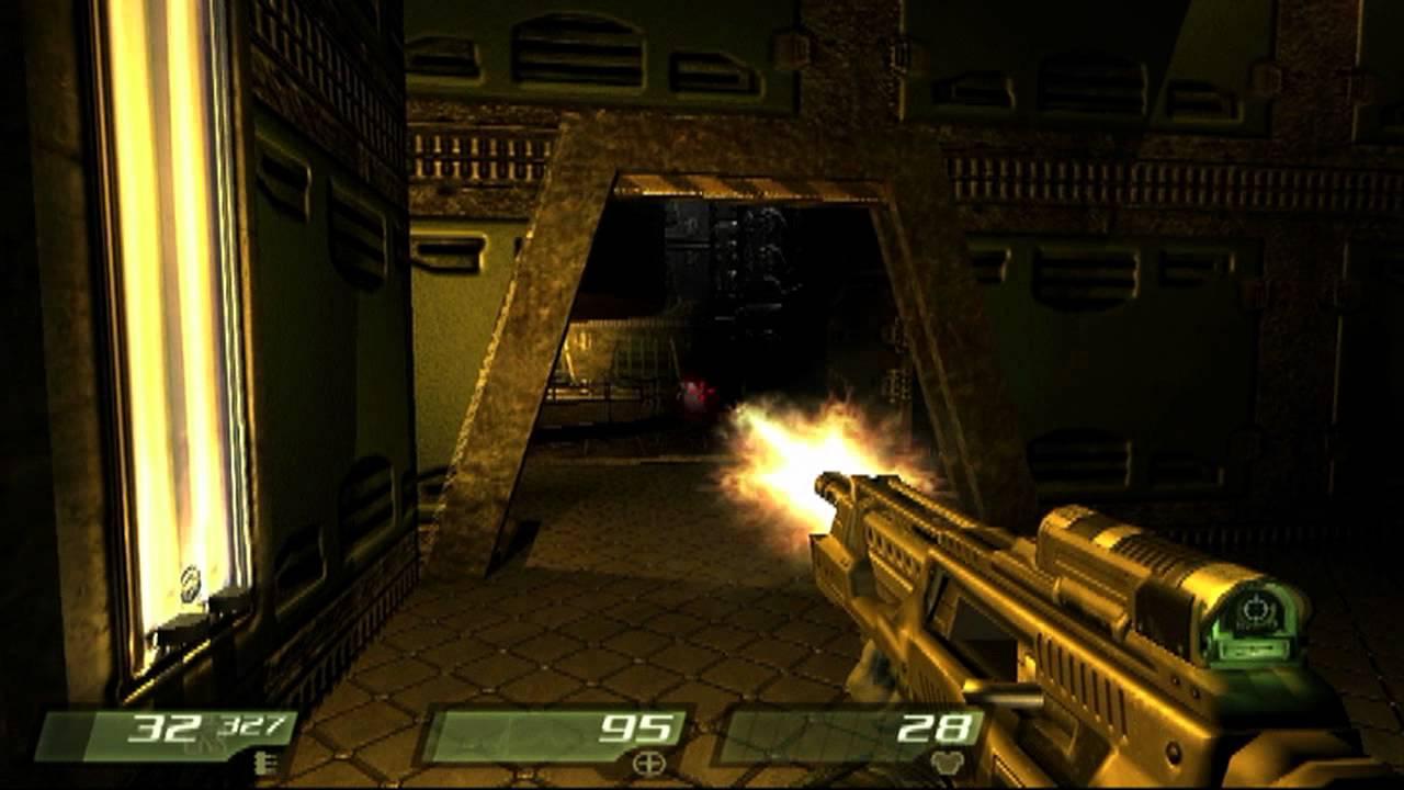 Play Time -- Quake 2 for Quake 4 Mod