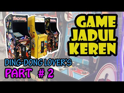 GAME JADUL Part. 2, NOSTALGIA DING-DONG LOVER'S, ARCADE GAME