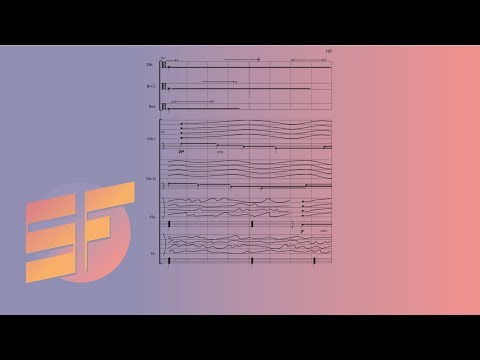 Alexander Khubeev — Sounds of the dark time [w/ score]