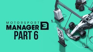 Motorsport Manager 3 Gameplay Walkthrough Part 6 - DRIVER CONTRACT NEGOTIATIONS WENT WRONG !!!