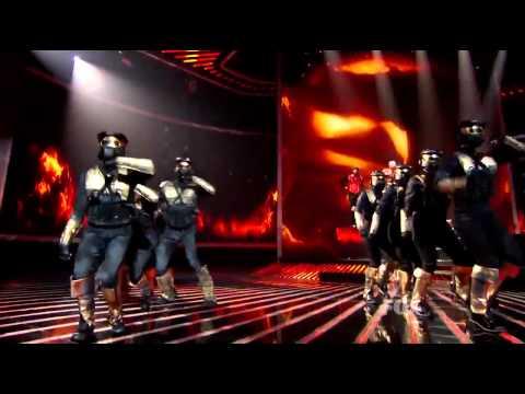 X Factor - The Stereo Hogzz - Rhythm Nation - The X Factor USA.mp4
