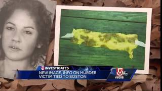 New evidence in cold case of woman who may have been from Boston