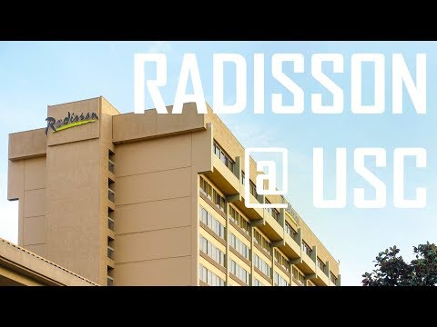 Radisson Hotel Los Angeles Midtown at USC - Hotel and Room Tour