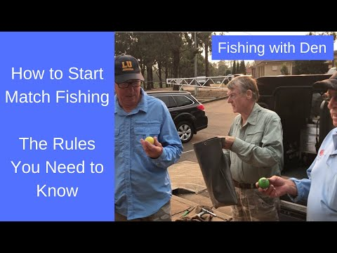 How To Start Match Fishing - Rules & Beginners Tips