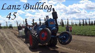 Lanz Bulldog 45 Full Power